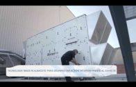 Tecnología 'made in' Albacete para desinfectar el aire interior frente al Covid-19