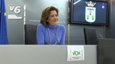 Vox Albacete exige más personal en el hospital y Contigo que el alcalde apoye al comercio local