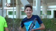 Albacete clasifica a dos jóvenes tenistas para el Máster Nacional 'Warrior Tour'