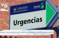 Dimite el jefe de Urgencias del Hospital de Albacete «por motivos personales»