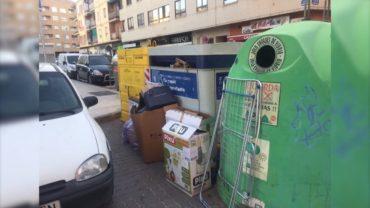 EDITORIAL   La Diputación mantiene 'los contenedores de la vergüenza'