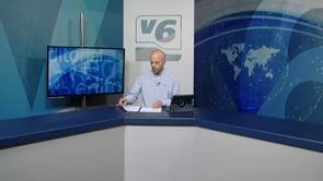 Informativo Visión 6 Televisión 23 de noviembre 2020