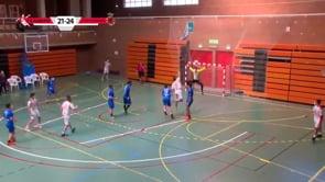 JORNADA 1   KIA Club Balonmano Albacete 21 – 24 BM Villafranca