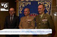 José Ramón de Cea se despide como Subdelegado de Defensa en Albacete