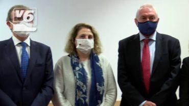 Miguel Ángel Collado presenta medidas continuistas para la UCLM