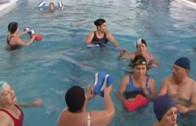 Al Fresco!! Reportaje Aquagym 16 Julio 2013
