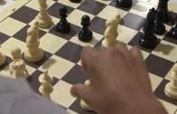 Al Fresco reportaje 'Clases de ajedrez'