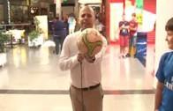 Al Fresco reportaje ' Competición toques de balón'