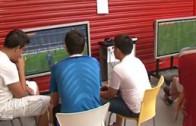 Al Fresco reportaje ' Los perdedores del torneo FiFA