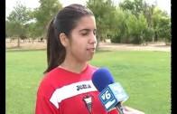 Alba, con la selección Sub-19