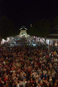 Apertura Feria