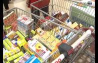 Campaña de Cruz Roja de recogida de alimentos