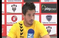 Carrasco prefiere jugar antes en el filial que acabar cedido en un Segunda B