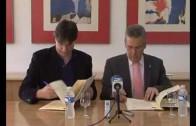 Convenios entre la UCLM y Miguel Fenollera