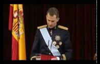 Coronación del S.M. Felipe VI