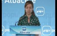 Defiende la transparencia en la gestión del Gobierno de Cospedal.