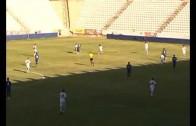 Derrota contundente ante el Valladolid