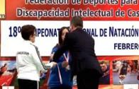 DXTS Campeonato Regional de Natación FECAM