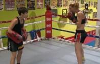 DXTS Kick Boxing