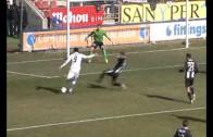 El alba cayó 0-2 ante el Cartagena