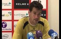 El Alba prepara su partido contra el Sevilla Atlético