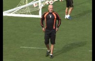 El Alba prepara su partido contra el Cádiz