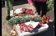 El mercado de los invasores elegido por el PSOE para la pre-campaña