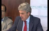 El PP inaugura su campaña europea con Leandro Esteban