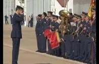El Principe Felipe visita por primera vez la maestranza aérea