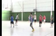 Entrenamiento del Albacete Basket