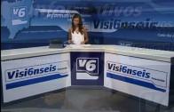 Informativo Visi6n 6 04 agosto 2014