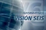 Informativo Visión 6 televisión 14 enero 2014