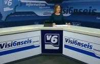 Informativo Visión 6 televisión 13 enero 2014