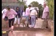 Inundaciones en el Hondo de la morena