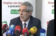 IU emprende la recta final con Llamazares en Albacete