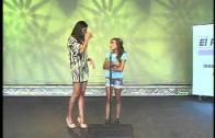 Karaoke infantil desde la Carpa de Visión 6, FERIA DE ALBACETE 2010