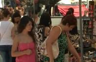 La Coctelera 2012. Mercadillo de los invasores. 25 de julio de 2012