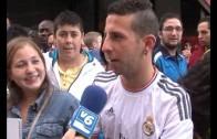 La Roja desata la locura en Albacete