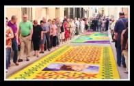 Las alfombras de serrín el 1 y 2 de junio