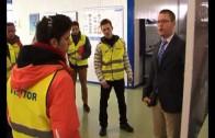 Los futuros profesionales visitan la factoría AJUSA