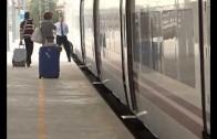 Los usuarios de tren defienden su seguridad y confianza