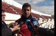 Luis César baraja los cambios para Cádiz