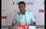 Manuel González pide la dimisión de Cospedal