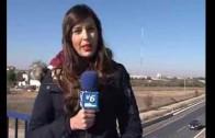 Operación especial de tráfico por el puente de la constitución