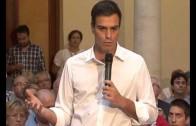 Pedro Sánchez llama a la movilización en las urnas