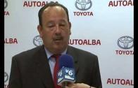 Reconocimiento a Toyota Autoalba
