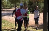 Reto de Javier Cejas corredor con esclerosis