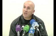 Sampedro espera un derbi complicado frente al Guadalajara