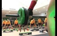 Sesión de Fitnees