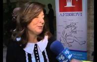 Teresa Viejo presenta su nuevo libro en colaboración con AFIBROVI